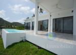 Villa à vendre - 2 chambres - vue sur mer - Chaweng Noi - Koh Samui5