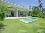 Villa à vendre - 3 chambres - Laem Sor - Koh Samui100