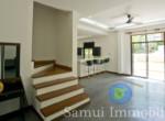 Villa à vendre - 3 chambres - cocoteraie - Lamai - Koh Samui5