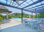 Villa à vendre - 4 chambres - vue sur mer - BangPpor - Koh Samui102