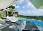 Villa à vendre - 5 chambres - vue sur mer -Bophut - Koh Samui100