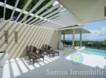 Villa à vendre - 5 chambres - vue sur mer -Bophut - Koh Samui106