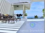 Villa à vendre - 5 chambres - vue sur mer -Bophut - Koh Samui113