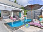 Villa + appartement à vendre - 3 chambres - cocoteraie - Lamai - Koh Samui17