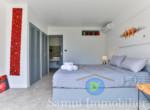 Villa + appartement à vendre - 3 chambres - cocoteraie - Lamai - Koh Samui23