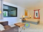 Villa + appartement à vendre - 3 chambres - cocoteraie - Lamai - Koh Samui31