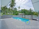 Villas à vendre en bail – 2 ou 3 chambres – Lamai - Koh Samui104