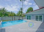Villas à vendre en bail – 2 ou 3 chambres – Lamai - Koh Samui111
