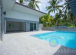 Villas à vendre en bail – 2 ou 3 chambres – Lamai - Koh Samui112