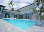 Villas à vendre en bail – 2 ou 3 chambres – Lamai - Koh Samui113