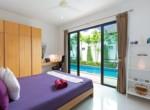 Villa Nirvana Rawai - Guest Bedroom