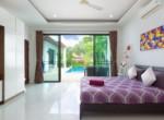 Villa Nirvana Rawai - Master Bedroom