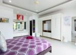 Villa Nirvana Rawai - Master Bedroom - 2