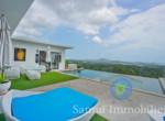 Villa + studio à vendre - 6 chambres - vue sur mer -Chaweng - Koh Samui106