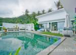 Villa + studio à vendre - 6 chambres - vue sur mer -Chaweng - Koh Samui109