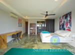Villa + studio à vendre - 6 chambres - vue sur mer -Chaweng - Koh Samui115