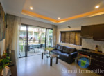 Appartement à vendre - 1 chambre - cocoteraie - Plai Laem - Koh Samui8