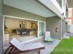Complexe de 3 appartements à vendre - 4 + 2 + 2 chambres - Lamai - Koh Samui101