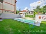 Complexe de 3 appartements à vendre - 4 + 2 + 2 chambres - Lamai - Koh Samui102