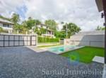 Complexe de 3 appartements à vendre - 4 + 2 + 2 chambres - Lamai - Koh Samui103