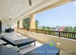 Complexe de 3 appartements à vendre - 8 chambres - Lamai - Koh Samui7
