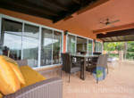 Vill à vendre - 3 chambres - vue sur mer - Bang Por - Koh Samui200