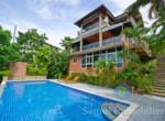 Vill à vendre - 3 chambres - vue sur mer - Bang Por - Koh Samui203