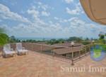 Villa + 2 appartements à vendre - 8 chambres - vue sur mer - Lamai - Koh Samui102