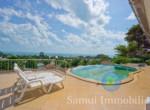 Villa + 2 appartements à vendre - 8 chambres - vue sur mer - Lamai - Koh Samui111