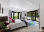 Villa à vendre - 4 chambres - Bophut - Koh Samui107