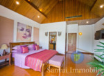 Villa à vendre - 4 chambres - Laem Sor - Koh Samui204