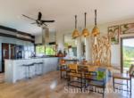 Villa + appartement à vendre - 5 chambres - vue sur mer - Chaweng - Koh Samui100