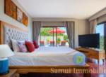 Villa + appartement à vendre - 5 chambres - vue sur mer - Chaweng - Koh Samui104