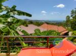 Villa + appartement à vendre - 5 chambres - vue sur mer - Chaweng - Koh Samui113