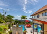 Villa + appartement à vendre - 5 chambres - vue sur mer - Chaweng - Koh Samui116