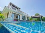 Villa + studio à vendre - 4 chambres - vue sur mer - Bophut - Koh Samui101