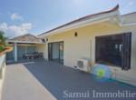 Villa + studio à vendre - 4 chambres - vue sur mer - Bophut - Koh Samui110