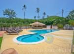 Villa + studios à vendre - 4 + 8 chambres - Bang Kao - Koh Samui111