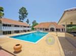 Villa + studios à vendre - 4 + 8 chambres - Bang Kao - Koh Samui113