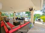Villa + 4 bungalows à vendre - 7 chambres - Lamai - Koh Samui5