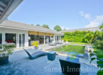 Villa à vendre - 3 chambes - Maenam - Koh Samui106
