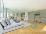 Villa à vendre - 3 chambres - vue sur mer - Hua Thanon - Koh Samui109