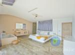 Villa à vendre - 3 chambres - vue sur mer - Hua Thanon - Koh Samui116