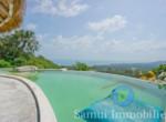 Villa à vendre - 4 chambres - vue sur mer - Hua Thanon - Koh Samui100