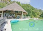 Villa à vendre - 4 chambres - vue sur mer - Hua Thanon - Koh Samui109