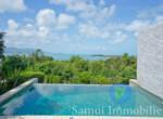 Villa à vendre - 4 chambres - vue sur mer - Plai Laem - Koh Samui103