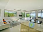 Villa à vendre - 4 chambres - vue sur mer - Plai Laem - Koh Samui105