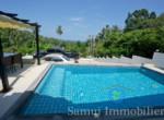 Villa à vendre - 5 chambres - vue sur mer - Taling Ngam - Koh Samui 5