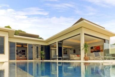 4326 - 3 bdr Villa for sale in Phuket - Naithon