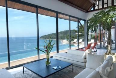 4321 - 4 bdr Villa for sale in Phuket - Nayang
